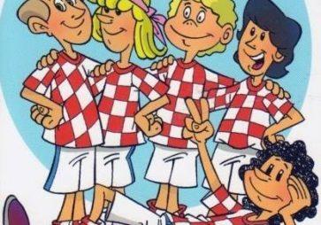Naprijed Hrvatska!