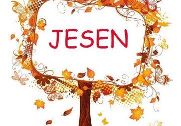 Jesen je najljepše godišnje doba